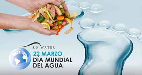 La huella hídrica del desperdicio alimentario supone 130 litros de agua por persona y día