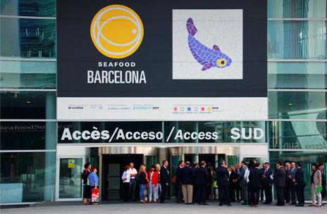 La feria del pescado y el marisco Seafood celebra su segunda edición en Barcelona