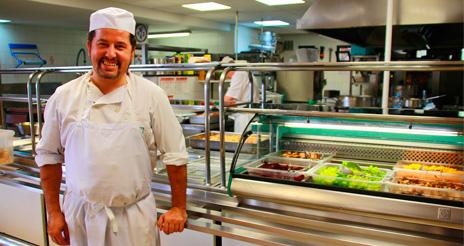 """Introducir alimentos ecológicos, un reto complicado pero a la vez motivador"""