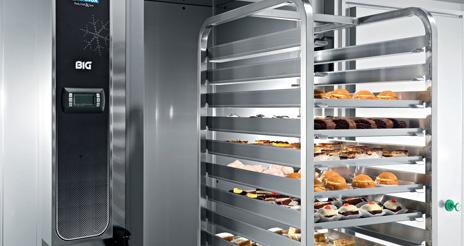 La importancia de los abatidores de temperatura en una cocina industrial