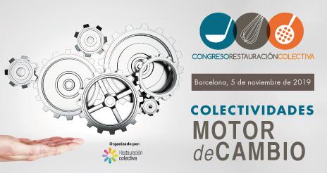 Todo preparado para celebrar la quinta edición del Congreso de Restauración Colectiva