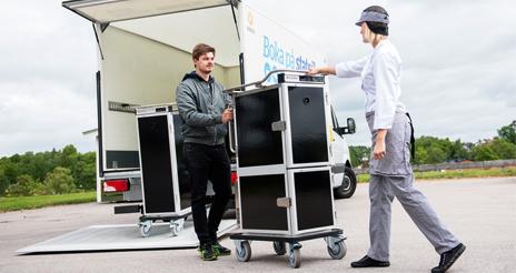 Sustituir las cajas isotérmicas por el transporte en carros, una tendencia en todo el mundo