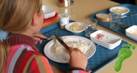 Barcelona presenta un informe sobre la huella ecológica de los comedores escolares