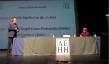 La imagen de los menús hospitalarios, a debate en el XXI Congreso nacional de la AEHH