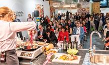 Ecovalia respalda en Almería, la presentación de la segunda edición de Organic Food Iberia