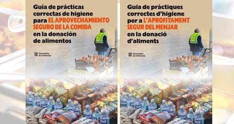 Nueva guía de prácticas correctas de higiene, para la donación segura de alimentos