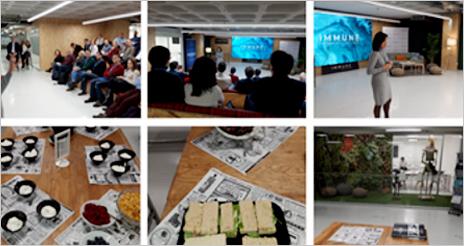 Proyecto pionero para integrar a clientes y consumidores en el diseño de menús
