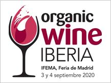 Los vinos ecológicos, protagonistas con Organic Wine, en Organic Food Iberia 2020