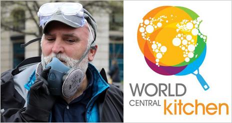 La ONG del chef José Andrés llega a España para ayudar a combatir la crisis del Covid-19