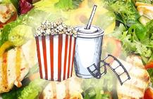 Diez películas para disfrutar de la gastronomía durante el confinamiento por el coronavirus