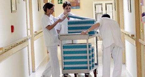 El Hospital General de Valencia diseña una dieta específica para pacientes con Covid-19