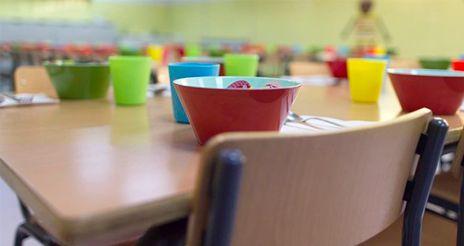Comedores escolares y Covid-19: pautas de higiene y seguridad para la 'vuelta al cole'