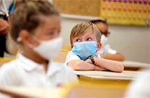 La calidad ambiental en los colegios, vital para evitar la transmisión del virus de la Covid