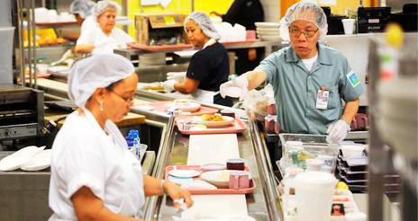 El diseño de cocinas hospitalarias. Principales modalidades (parte 2)