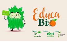 'Educabio', un programa escolar que premia el fomento de hábitos de alimentación saludable