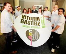 Vitoria – Gasteiz ha sido elegida nueva 'Capital Española de la Gastronomía'