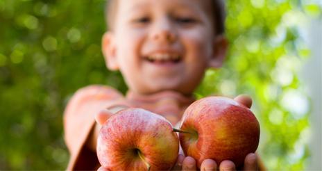 ¿Qué comen los niños y adolescentes?