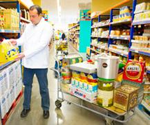 Los mayoristas de la alimentación y los cash & carry acusan la crisis de la hostelería