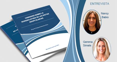 Presentado un documento de consenso sobre la nomenclatura de las dietas hospitalarias