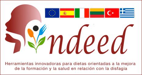 Indeed, el proyecto europeo cuyo objetivo es mejorar el conocimiento de la disfagia
