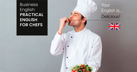 Los cocineros, uno de los colectivos profesionales con un nivel de inglés más bajo