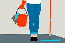 Recomendaciones de limpieza y desinfección de instalaciones en empresas alimentarias