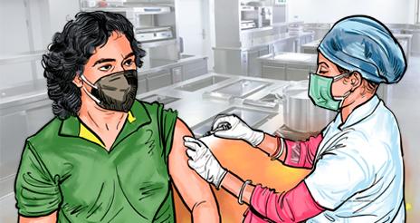 'Vuelta al cole': ¿se puede obligar al personal de cocina y a los monitores a vacunarse?
