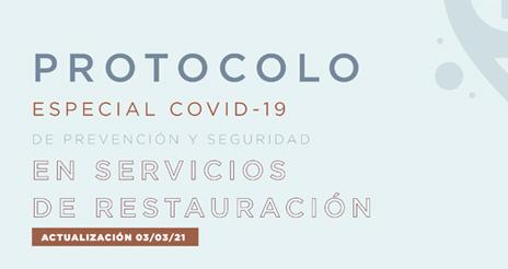 Basque Culinary Center y Euro-Toques actualizan el protocolo especial Covid-19