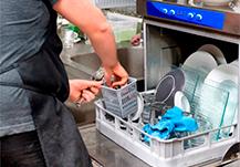 Aspectos básicos para garantizar el uso adecuado y la correcta higiene del lavavajillas