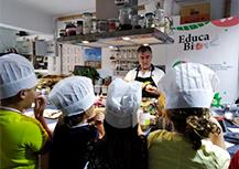 En marcha el 3r programa escolar 'Educabio', abierto esta vez a colegios de toda España