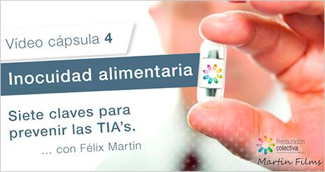 Siete claves para evitar las TIA's (toxiinfecciones alimentarias)